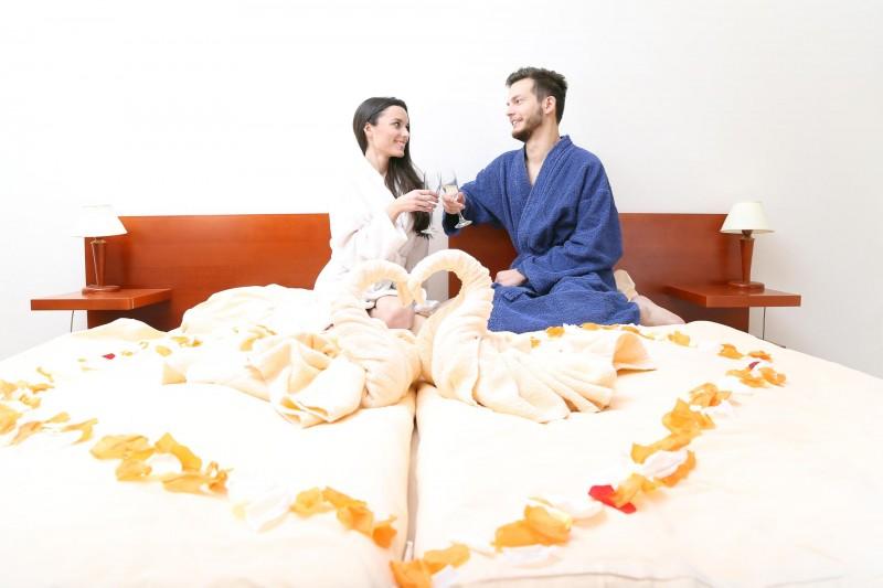 Romantický pobyt s privátnou vírivkou a neobmedzeným wellness #3