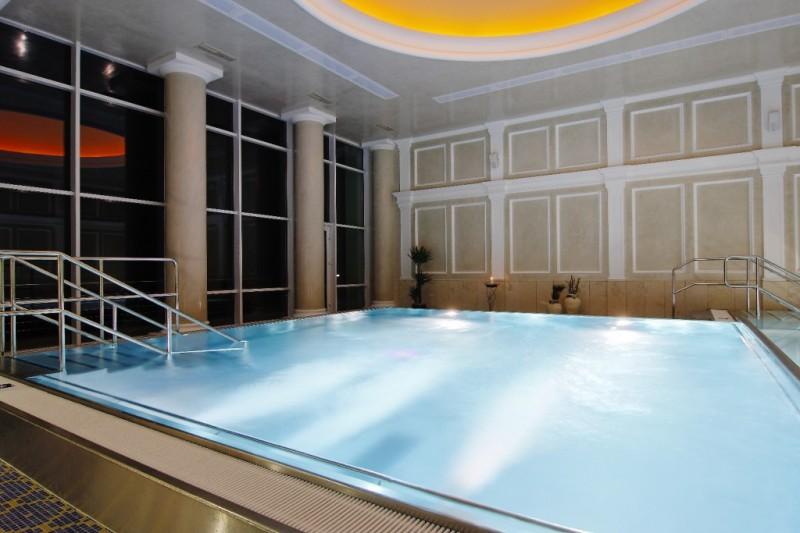 Relaxačný pobyt v kúpeľoch (2 procedúry denne, plná penzia) #7