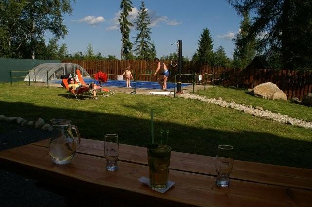 Letný pobyt vo Vysokých Tatrách s vonkajším bazénom, saunami a vírivkou #2