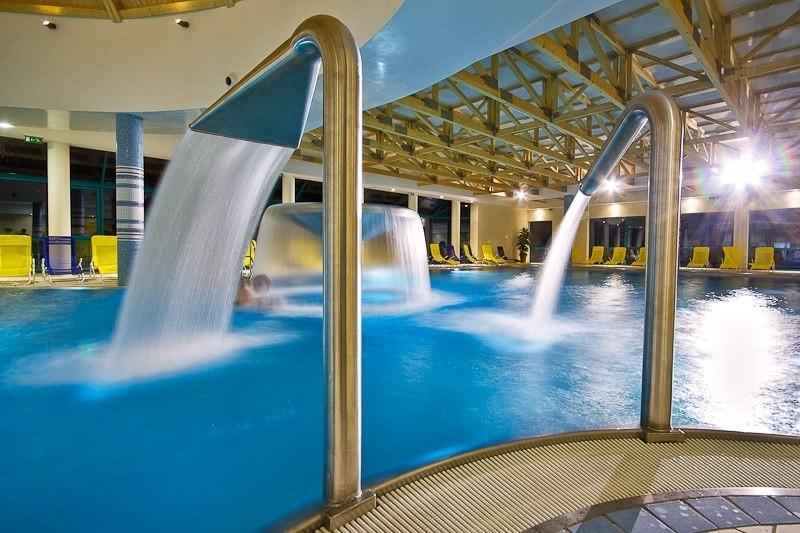 ZĽAVA: Relaxačný pobyt v kúpeľoch s procedúrami a vstupom do wellness #8