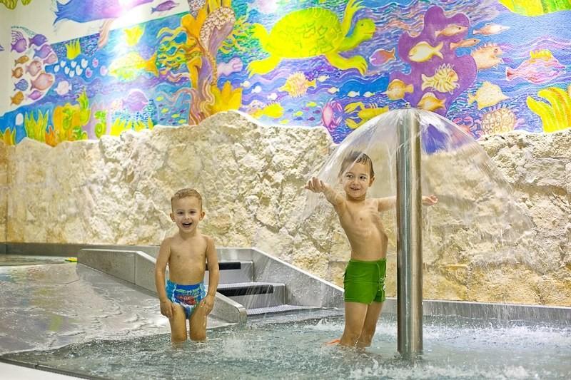 ZĽAVA: Pobyt so vstupom do bazénového sveta #4