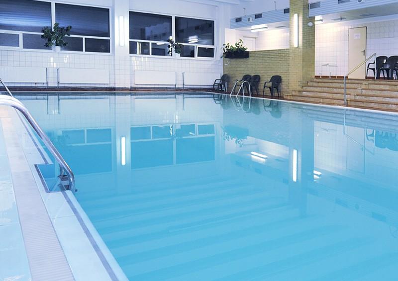 Predĺžený víkend s bazénom a procedúrami #8