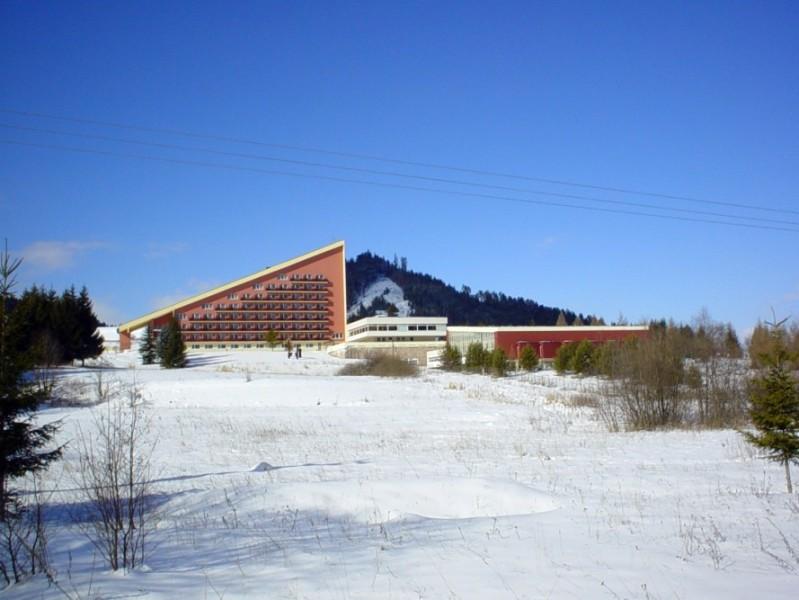 Pobyty MÁJ (zima + jar) v Nízkych Tatrách so vstupom do termálneho bazénu #1
