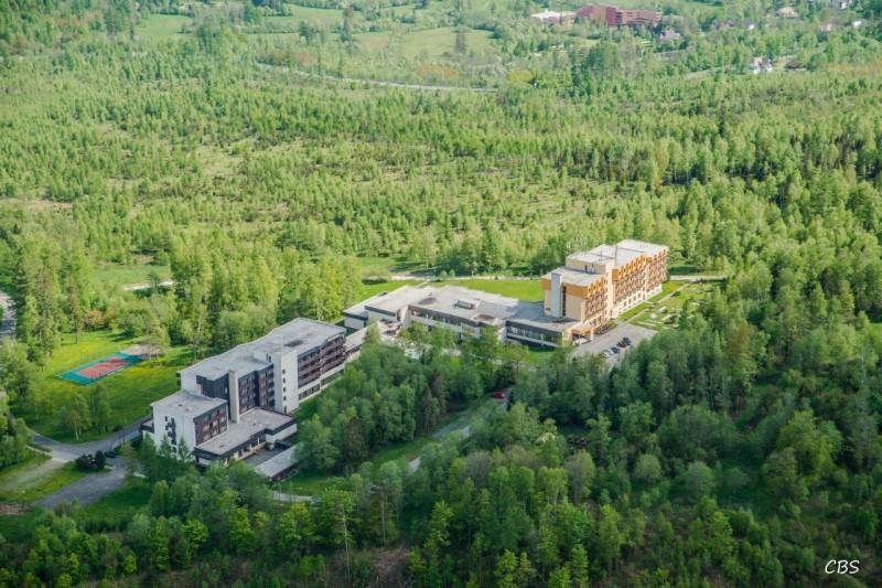 Pobyty Hutník II. (leto+jeseň) vo Vysokých Tatrách s polpenziou #1