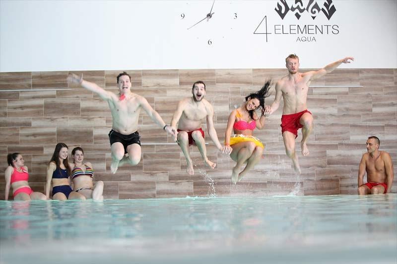 Letná dovolenka vo Vysokých Tatrách s bazénovým svetom a množstvom zábavy #1
