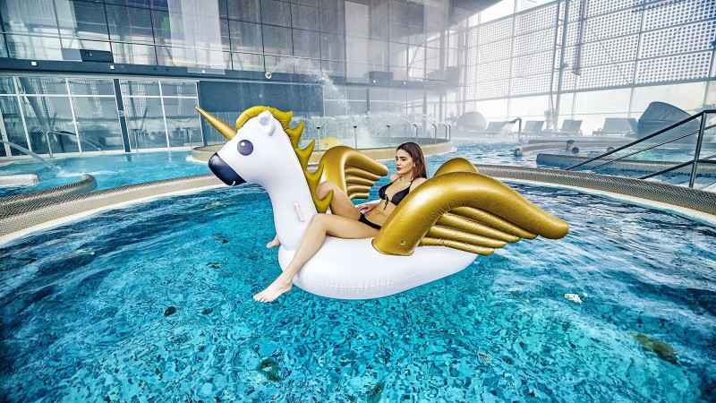 Akciový wellness pobyt v AquaCity (3. noc so zľavou 50%) #1