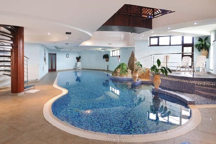 Jesenný pobyt vo Vysokých Tatrách so vstupom do bazénu a sauny #1