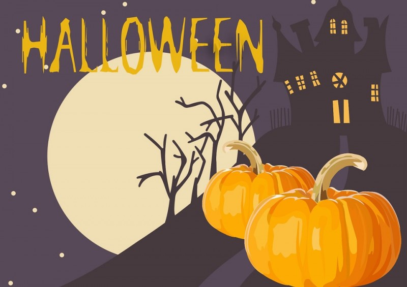 Halloween pobyt v Nízkych Tatrách (animačný program, bazén) #1
