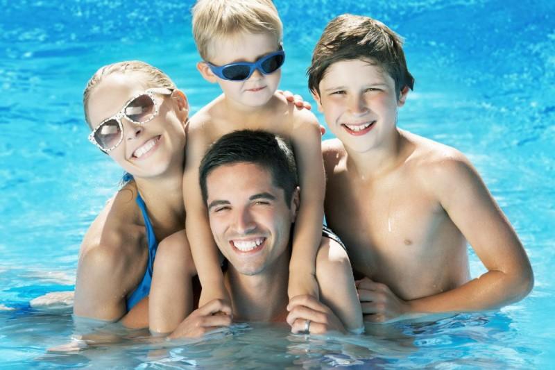 Jarný Rodinný wellness pobyt #1