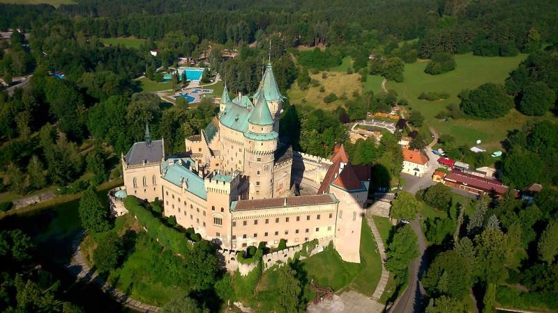Rekreační pobyt v Bojnicích přes týden #1