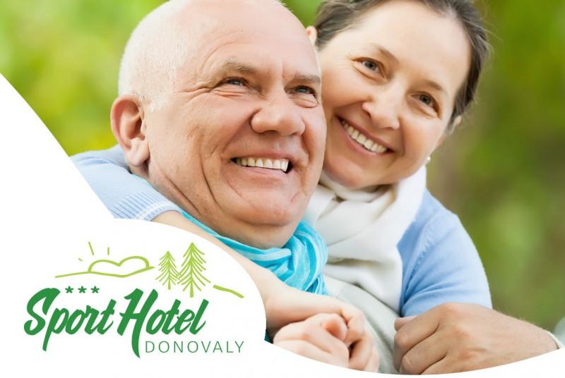 Senior pobyt na horách s neobmedzeným wellness #1