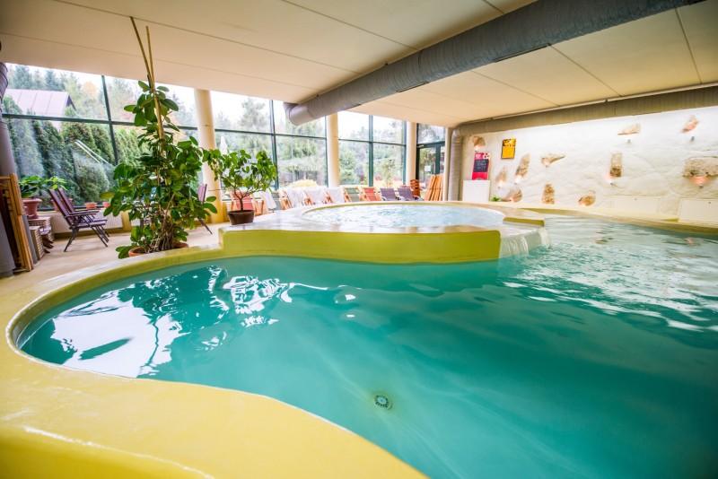 Jesenný senior pobyt 50+ v Slovenskom raji so vstupom do bazénu a wellness #1