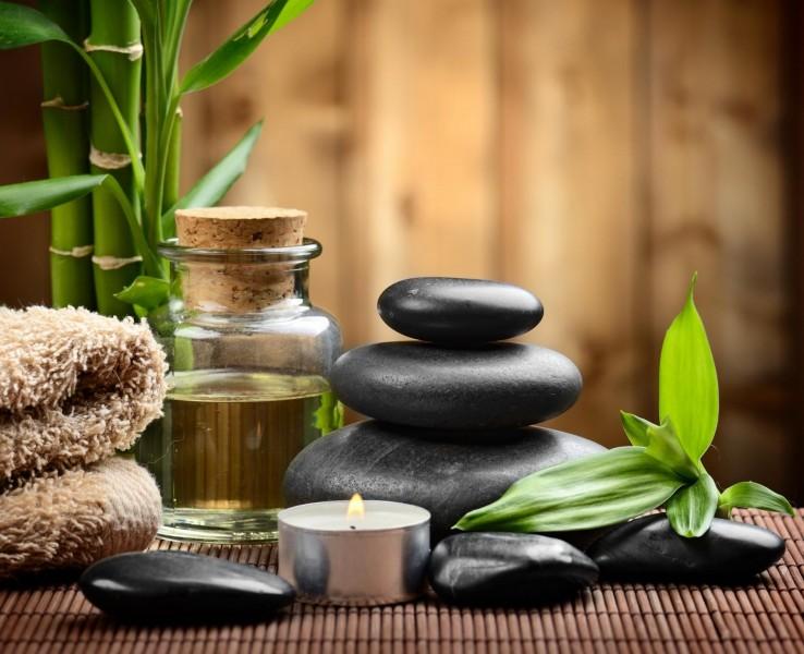 Zimní relax pobyt pro dva s masáží a privátním wellness #1