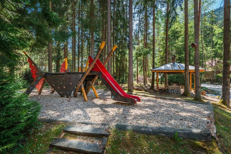 Letný víkendový pobyt v Nízkych Tatrách so vstupom do wellness Štiavnica #3