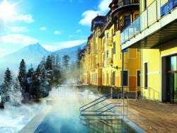 Christmas stay in the High Tatras with access to wellness Tatranská Lomnica