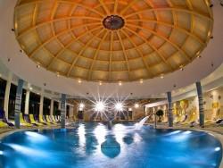 ZĽAVA: Relaxačný pobyt v kúpeľoch s procedúrami a vstupom do wellness Bardejovské kúpele
