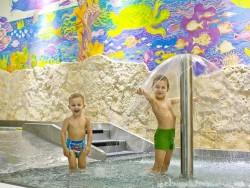 Mini Spa - kúpeľný pobyt pre deti Bardejovské kúpele