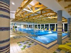 ZĽAVA: Mini Spa pobyt pre deti so vstupom do bazénového sveta Bardejovské kúpele