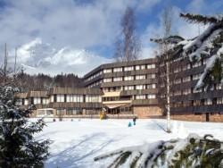 Pobyty Titris (zima+jaro) Tatranská Lomnica