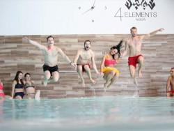 Summer holiday in the High Tatras with pool world and lots of fun Nový Smokovec