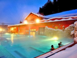 Ski wellness stay in spa with procedures and access to the pool Lúčky