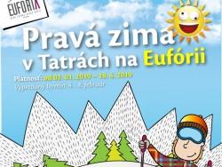 Zima v Tatrách so saunou a vírivkou Nová Lesná
