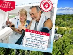 Fürdő csomagajánlat az egészséges szívért Sliač (Szliács)
