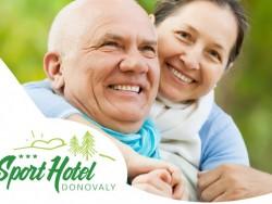 Senior pobyt na horách s neobmedzeným wellness Donovaly