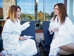 Wellness pobyt pre dámy s masážou a ošetrením pleti Rajecké Teplice