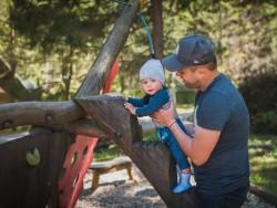 Letný pobyt v Nízkych Tatrách (AKCIA) - Dieťa do 12 rokov ZADARMO Liptovský Ján