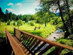 Summer stay at Hotel Garden with free half board, outdoor pool and child Košická Belá