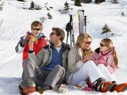 Jarná lyžovačka v Tatrách s neobmedzeným wellness Nový Smokovec