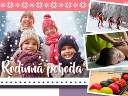 Rodinný pobyt s masážou a vstupom do wellness Banská Bystrica