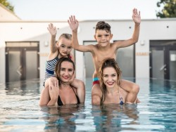 Summer wellness stay in thermal spa Partizánske