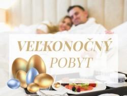 Veľká noc pre dvoch s masážou, neobmedzeným wellness a prehliadkou zámku Pezinok