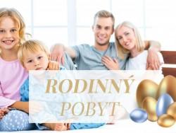 Velikonoční rodinný wellness pobyt v zámeckém hotelu Pezinok