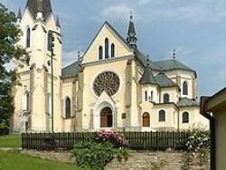 Bazilika Panny Márie na Mariánskej Hore Levoča