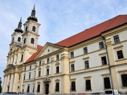 Bazilika Sedembolestnej Panny Márie Šaštín-Stráže