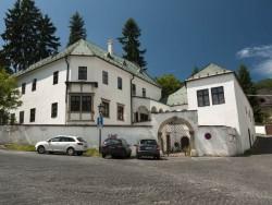 Belházyovský dom Banská Štiavnica