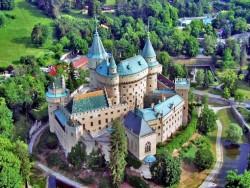 Bojnický zámek Bojnice