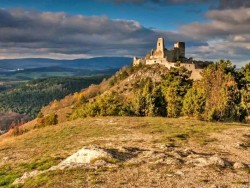 Čachtický hrad Čachtice