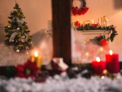 Wonderful Christmas on Plejsy with Christmas program and entry to wellness Krompachy