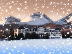 Čarovné Vianoce vo Vysokých Tatrách s voľným vstupom do wellness Gerlachov VT