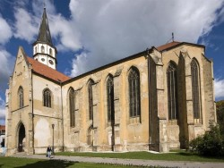 Chrám svatého Jakuba v Levoči Levoča