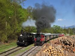 Čiernohronská železnice Čierny Balog