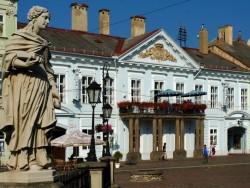 Csákyho-Dezsőfiho palác Košice