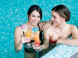 Ladies getaway with Indian massage and unlimited access to the pool and sauna world Demänovská Dolina