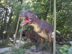 Dino park Bojnice Bojnice