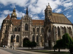 Dóm sv. Alžběty v Košicích Košice