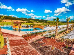 Holiday in Miraj Resort paradise with access to wellness and sea swimming pool Lučenec